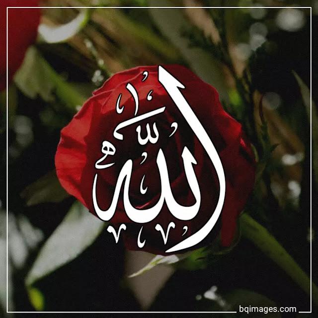 allah name dp pics