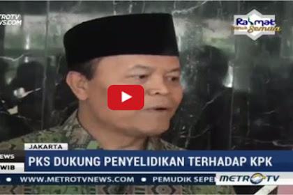 HNW: PKS Dukung Pansus Untuk Peyelidikan KPK