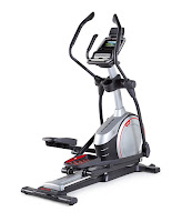 NordicTrack Elite 10.9 Elliptical, with 20 lb flywheel, ECB resistance, adjustable stride, adjustable incline, 32 programs, iFit compatible