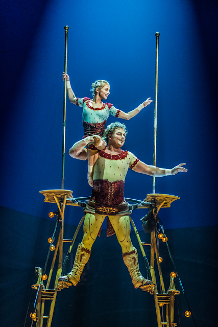 Cirque Playing in Atlanta March 3-May 8, 2016