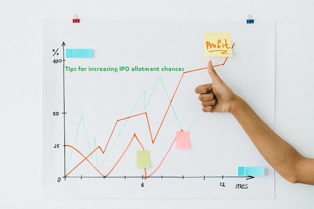 Tips for increasing IPO allotment chances