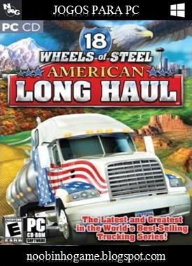 Download 18 Wheels of Steel American Long Haul PC