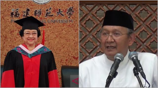 Prof. Rochmat Wahab: Kalau Mega Dianggap Berhasil, Seharusnya Dulu Dia Menang Pilpres