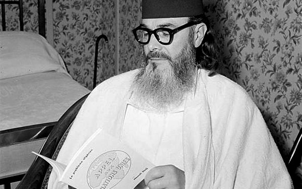 Ahmed Messali Hadj