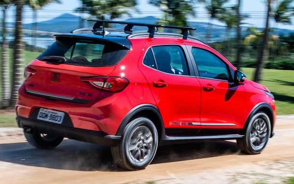 Os carros mais vendidos em julho de 2021