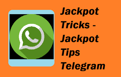 Cricket Jackpot Tricks - Jackpot Tips Telegram