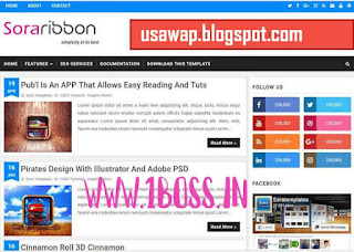 Blogger Theme Free Download