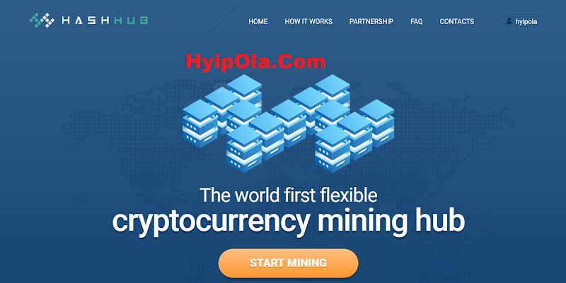 [SCAM] Review Hashhub.Net – Công ty đào coin của Iceland – Lãi tới 5.5% hàng ngày