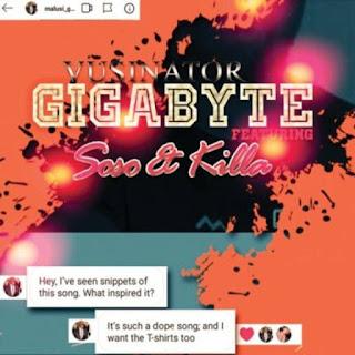 Vusinator - Gigabyte (feat Soso & Killa)
