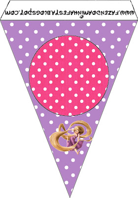 Tangled Rapunzel Party Free Printables Oh My Fiesta