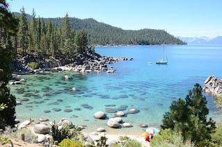 Praias em South Lake Tahoe