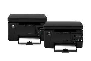 HP LaserJet Pro MFP M125 Series