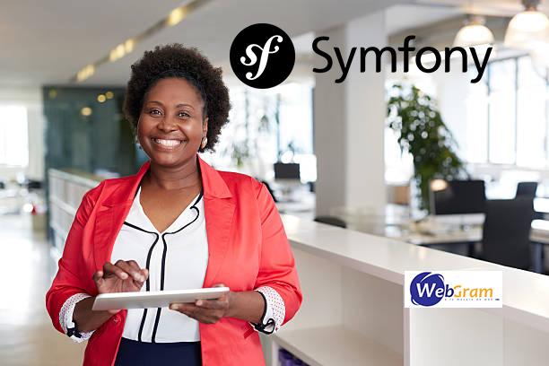 WEBGRAM, société informatique basée à Dakar-Sénégal, leader en Afrique, ingénierie logicielle, développement de logiciels, systèmes informatiques, systèmes d'informations, développement d'applications web et mobile, Les atouts de Symfony