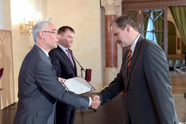 Kitüntetéssel ismerték el Páll Dénes és Kappelmayer János, a Debreceni Egyetem professzorainak munkáját a Semmelweis-nap alkalmából.