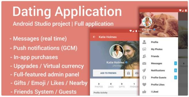 Dating App v1.5 Source Code Free Download - usmsof