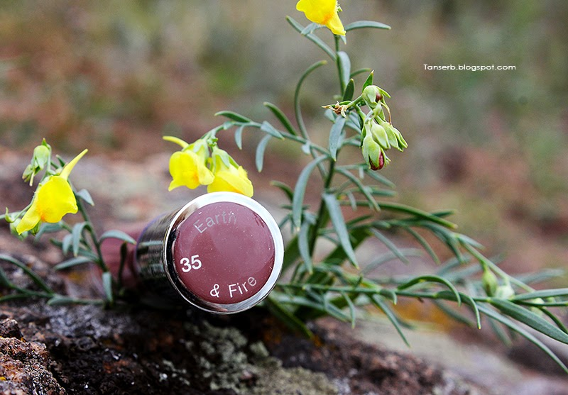 Sephora Ultra Shine Lip Gel  # 35 Earth & Fire