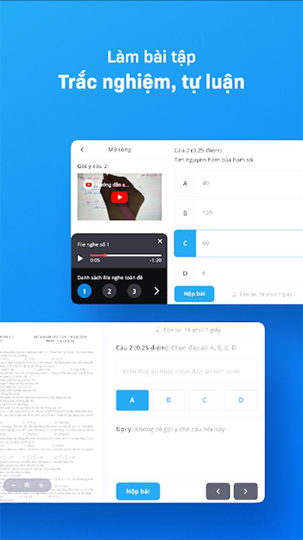 Tải SHub Classroom - Học trực tuyến trên điện thoại và máy tính a3