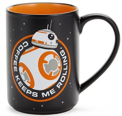 Star Wars The Force Awakens BB-8 Coffee Mug