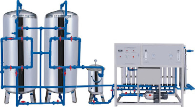 Water Treatment Equipments Purification System