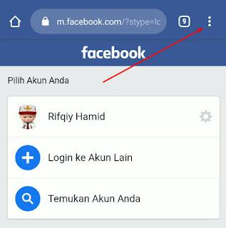 Cara Melihat Kata Sandi Facebook Yang Sudah Lupa