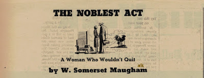 This Week Magazine - Somerset Maugham