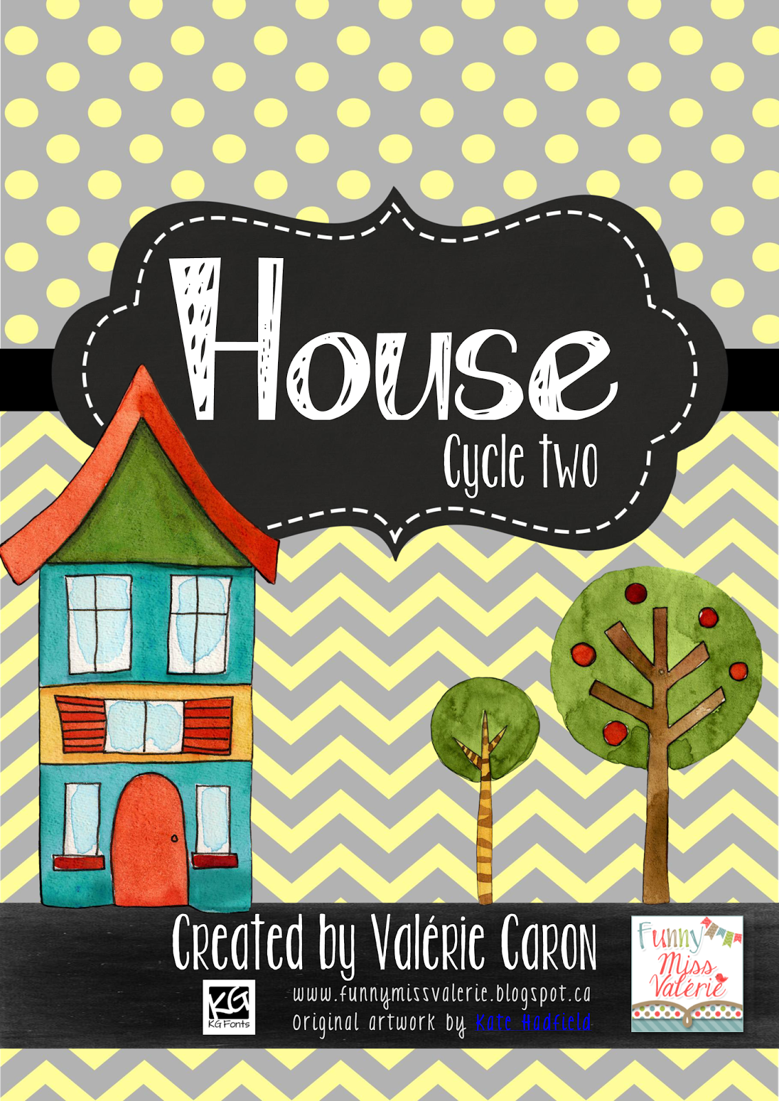 http://www.teacherspayteachers.com/Product/My-House-1409554