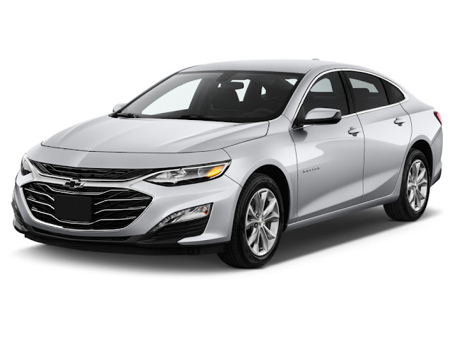 2020 Chevrolet Malibu Review