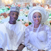 Former Vice President Sambo's Son Weds Shagari's Grand Daughter - Photos
