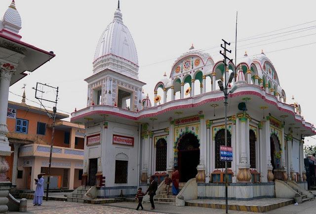 Daksha Mahadev Temple Haridwar