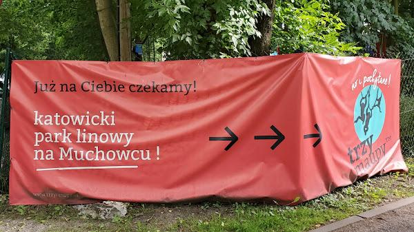 Park linowy województwo śląskie