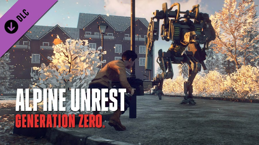 generation zero alpine unrest dlc expansion pc ps4 xb1 avalanche studios team-player online survival game