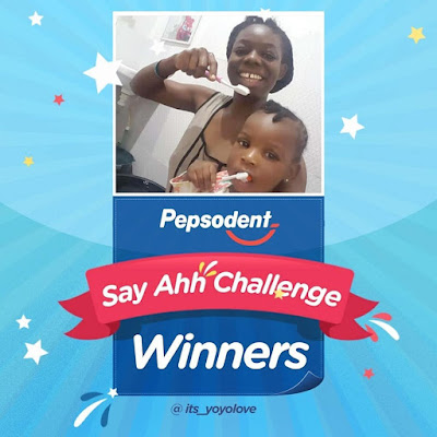 Pepsodent Say Ahh! Challenge Winners 2019 [Photos] | 10 Finalists