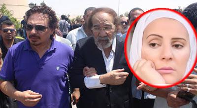 وفاة الفنان محمود ياسين تكشف حقيقته إبنته رانيا محمود ياسين وتخرج عن صمتها