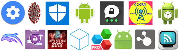 71 malicious Android apps
