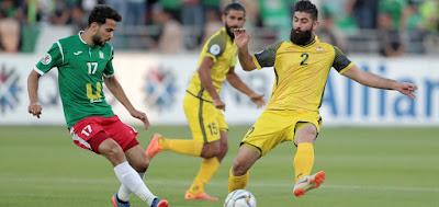 مشاهدة مباراة الوحدات والعهد اللبناني