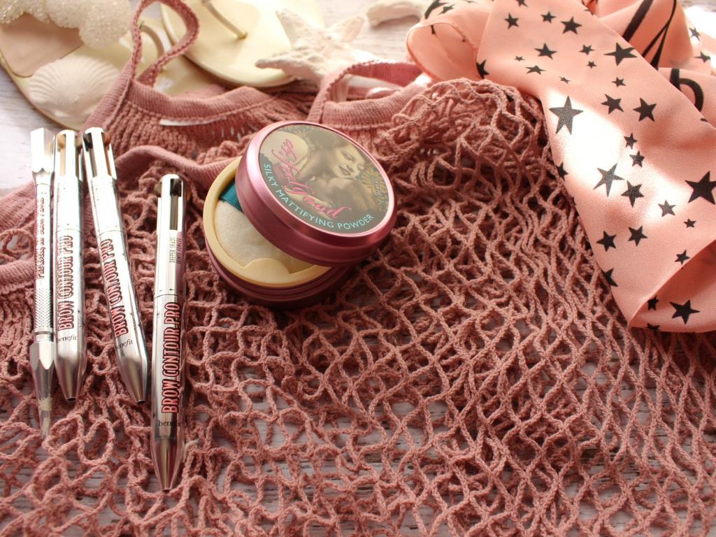Sypki puder matujący czyli Benefit Dr. Feelgood Silky Mattifying Powder