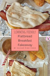 Mcdonald's Flatbread Fakeaway Recipe slimming world friendly