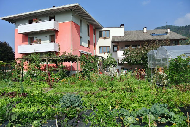 Agriturismo a Pergine Valsugana (Trento) - Travel blog Viaggynfo