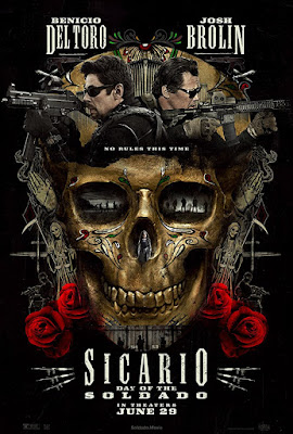 Watch Sicario: Day of the Soldado (2018) Full Movie