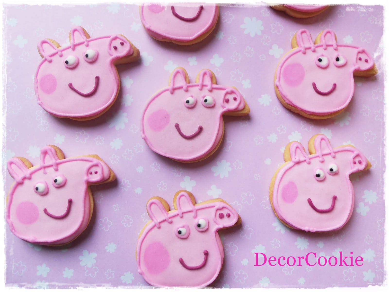 Galletas Decoradas Decorcookie Infantiles