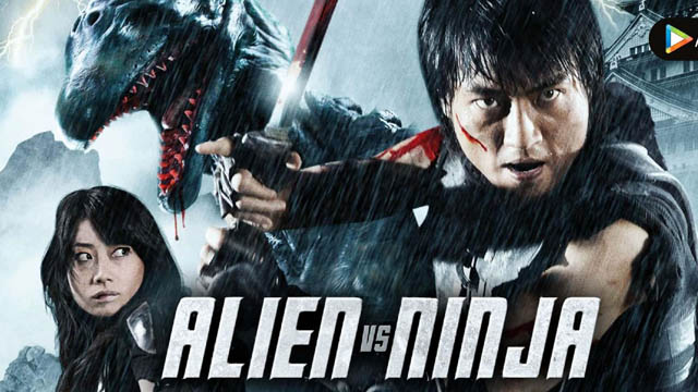 Alien vs Ninja (2010) English Movie 720p HDRip Download