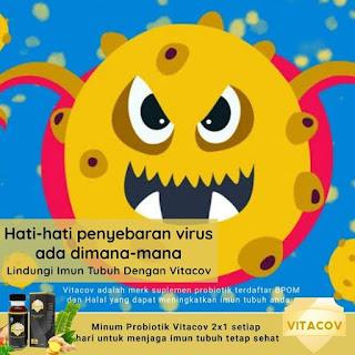 Hati-hati penyebaran Virus ada dimana-mana