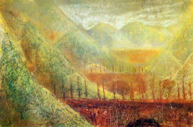 Чюрлёнис Микалоюс Константинас - Мосты. 1905