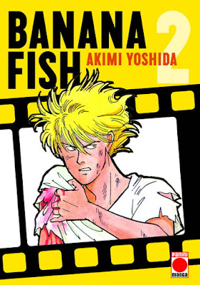 Manga: Review de Banana Fish Vol.2 de Akimi Yoshida - Panini Cómics