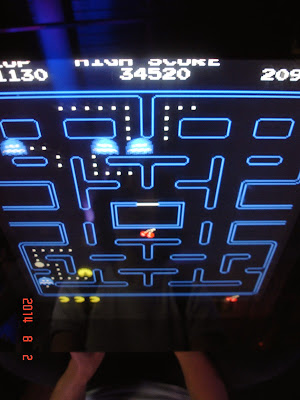 Exposition Videogame Story Pac Man