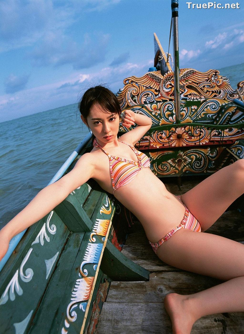 Image YS Web Vol.215 – Japanese Actress and Gravure Idol – Akiyama Rina - TruePic.net - Picture-7