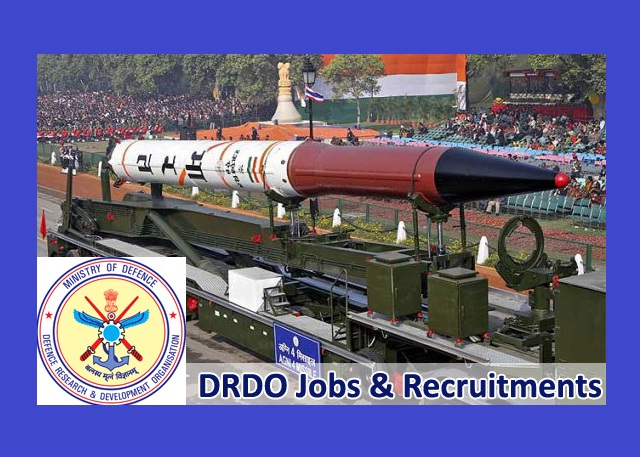 DRDO Walk-in 2017 Drive 15 Radiographer,  Animal Lab Tech Posts - Apply Now