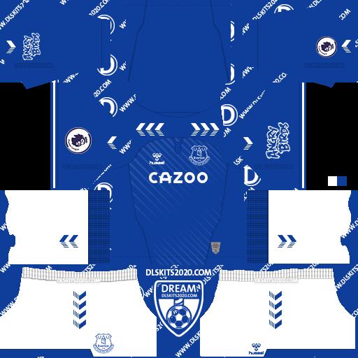 512x512 Everton Kits