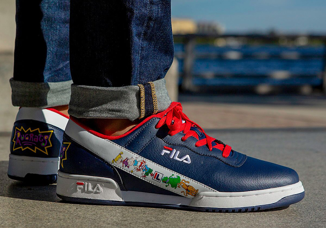 d02a071678aa55 Check out the FILA x Rugrats collection (including photos from the line s  lookbook) below!