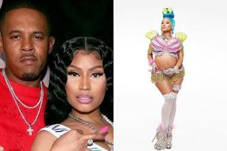 Nicki Minaj And Husband, Kenneth Petty  Welcome A Baby
